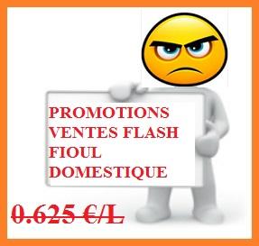PROMOTIONS VENTES FLASH FIOUL