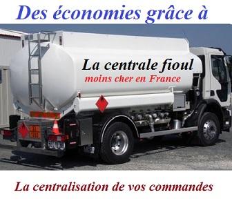 www.fioulmoinscher.fr ou la centrale fioul en France