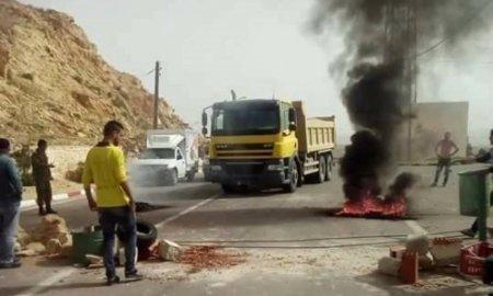 Des tensions autour d'un site pétrolier en Tunisie