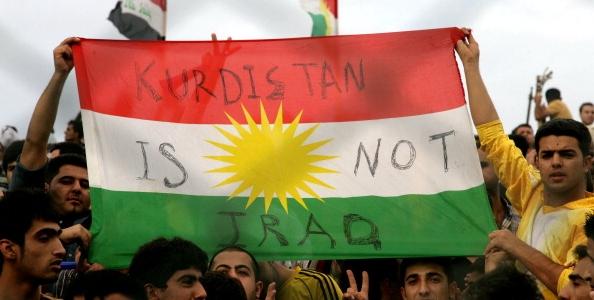 La lutte pour les champs pétroliers en Irak
