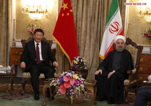 Pétrole iranien : la Chine prête à s'engouffrer suite au départ des USA