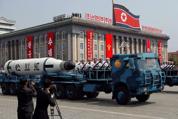 Le pétrole pour stopper la Corée du Nord