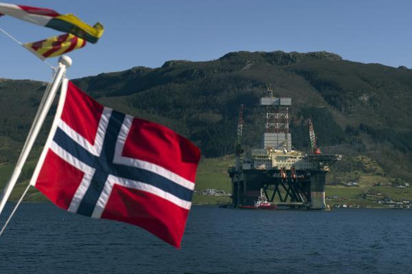 La question du pétrole controversée en Norvège