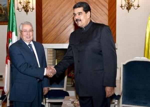 Le Venezuela recherche de l'aide auprès de l'Algérie
